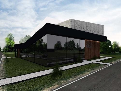 Архитектурная концепция Центра активного отдыха