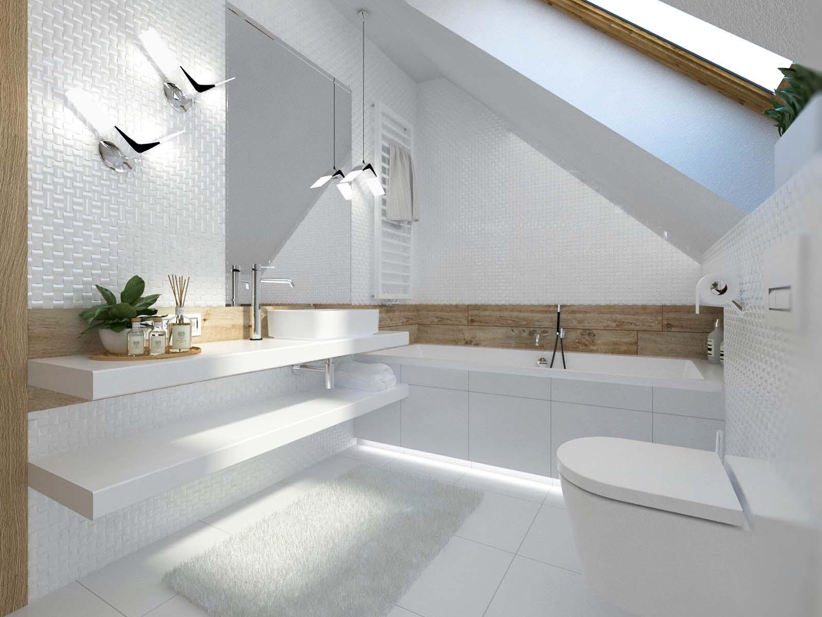 Aranżacja łazienki Katowice Projektowanie Aranżacja Wnętrz